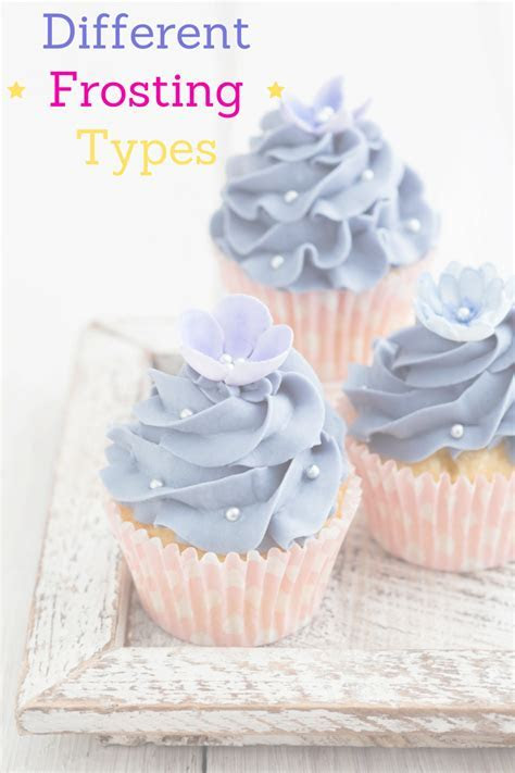 Best 25  Types of frosting ideas on Pinterest   Types of