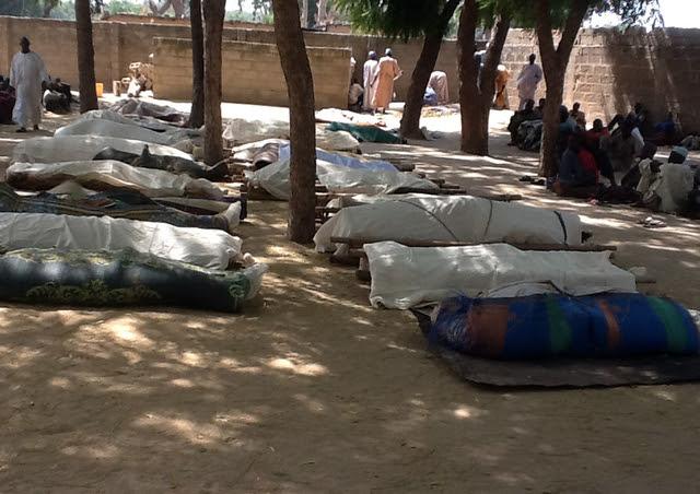 NIGERIA : Des islamistes massacrent au moins 60 villageois