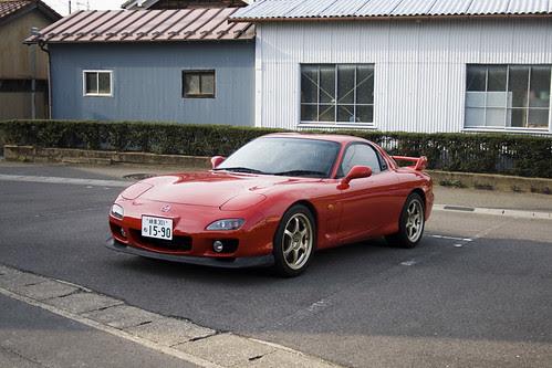 Mazda RX7 FD