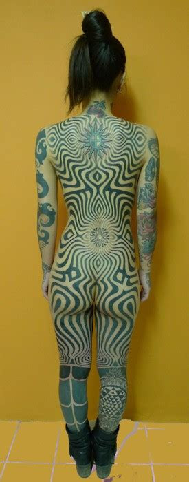 trippy psychedelic tattoos