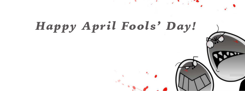 Free Happy April Fools\u002639; Day Facebook Covers in 2015