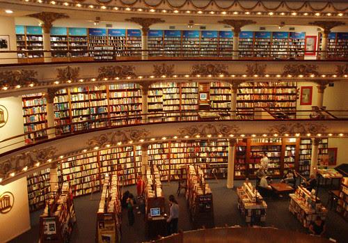 Librería El Ateneo. Buenos Aires