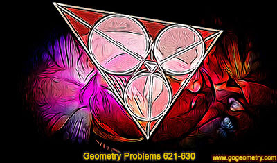 Geometry Problems 621 - 630