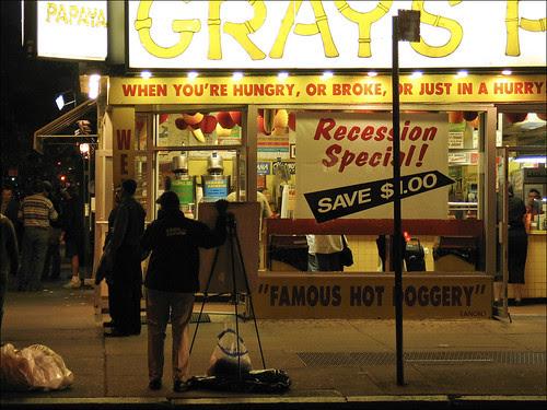 Gray's Papaya, Upper West Side
