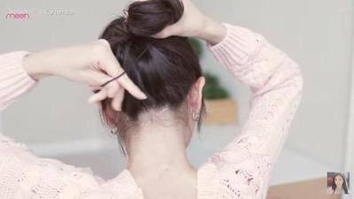 Tutorial Rambut Cepol Ala Di Drama Korea Blog Unik
