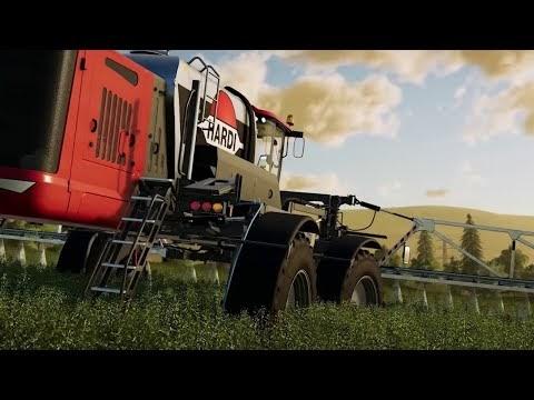 Farming Simulator 19 Review | Gameplay