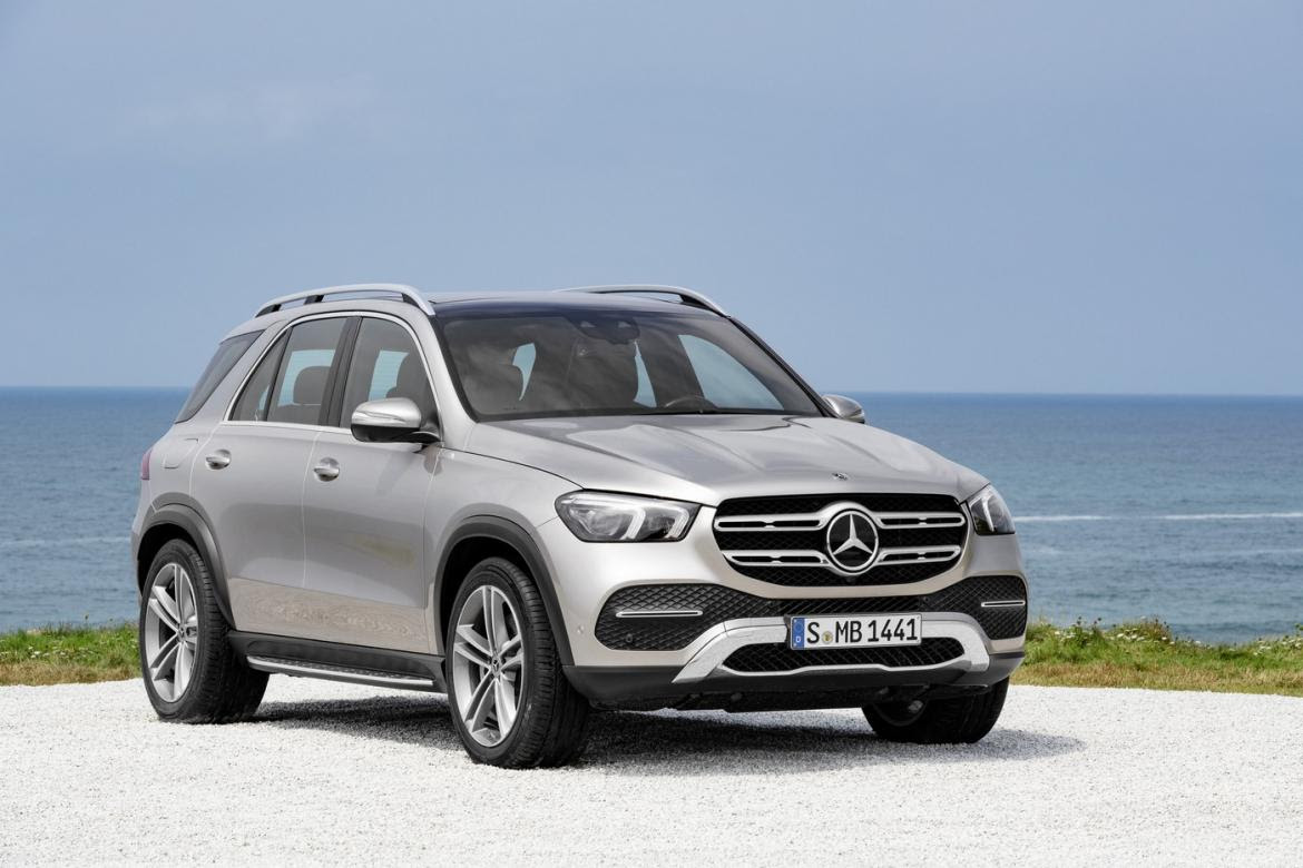the 2020 mercedesbenz gle unveiled comes with intelligent