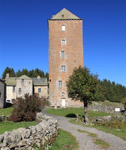Inglés Torre en Aubrac