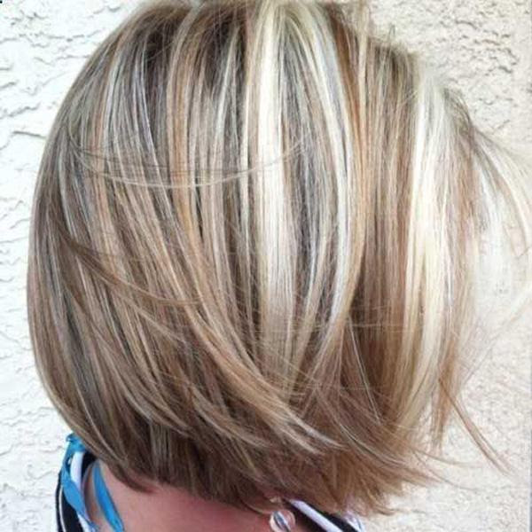 Blond Hair Color Ideas For Short Hair