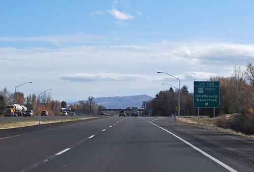 I-90 @ US 97