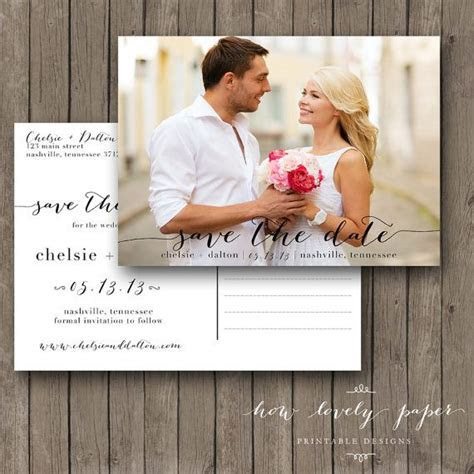 Best 25  Cheap Save The Dates ideas on Pinterest   Budget