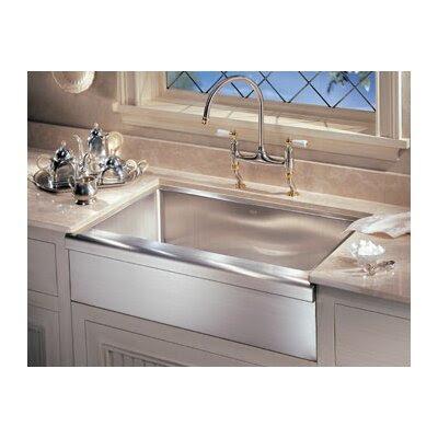 "Franke Manor House 30"" x 20.88"" Apron Front Kitchen Sink   Wayfair"
