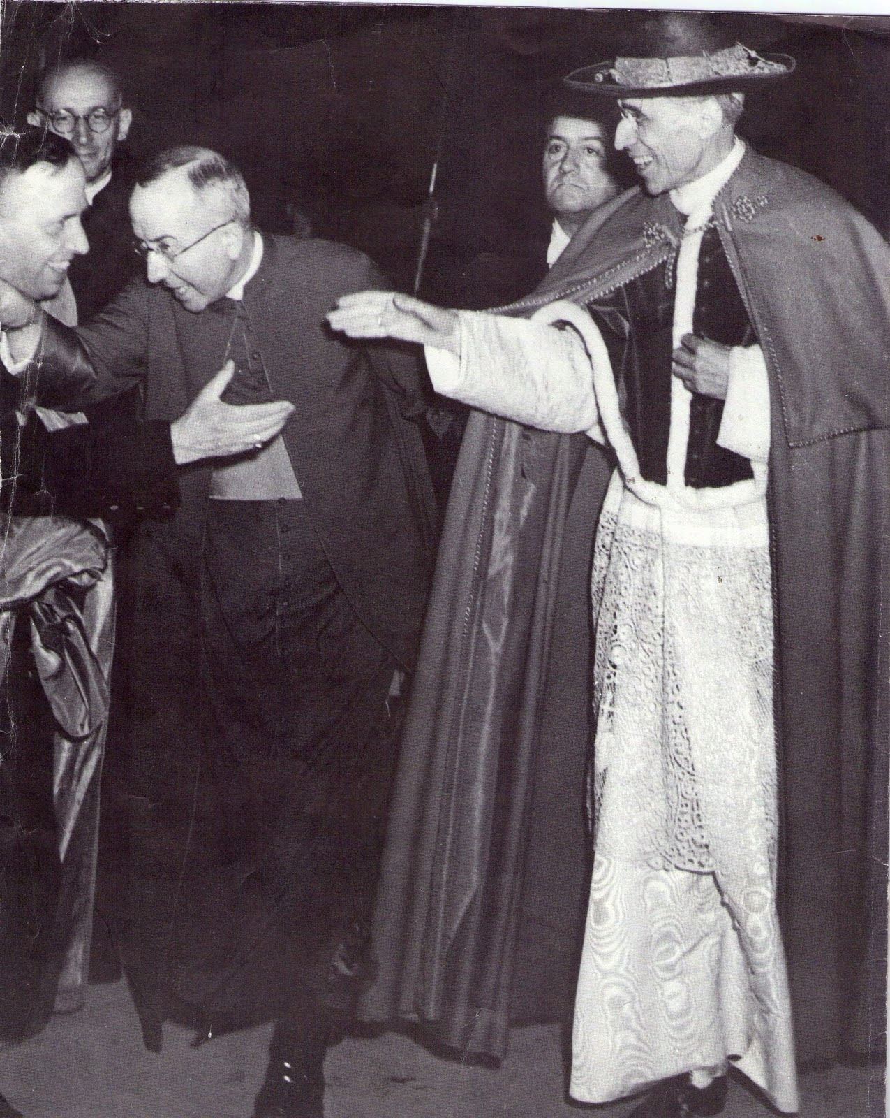 Image result for pope pius xii saturno