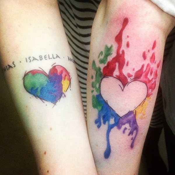 12 Awesome Tattoo Ideas For Sisters - Part 2