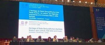 """АЗЕРБАЙДЖАН. """"Наследие Деде Горгуда"""" включено в Репрезентативный список ЮНЕСКО"""