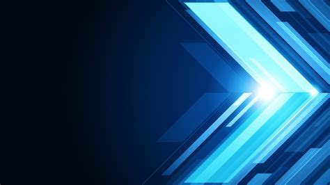 Blue vector arrows graphic art illustrator wallpaper