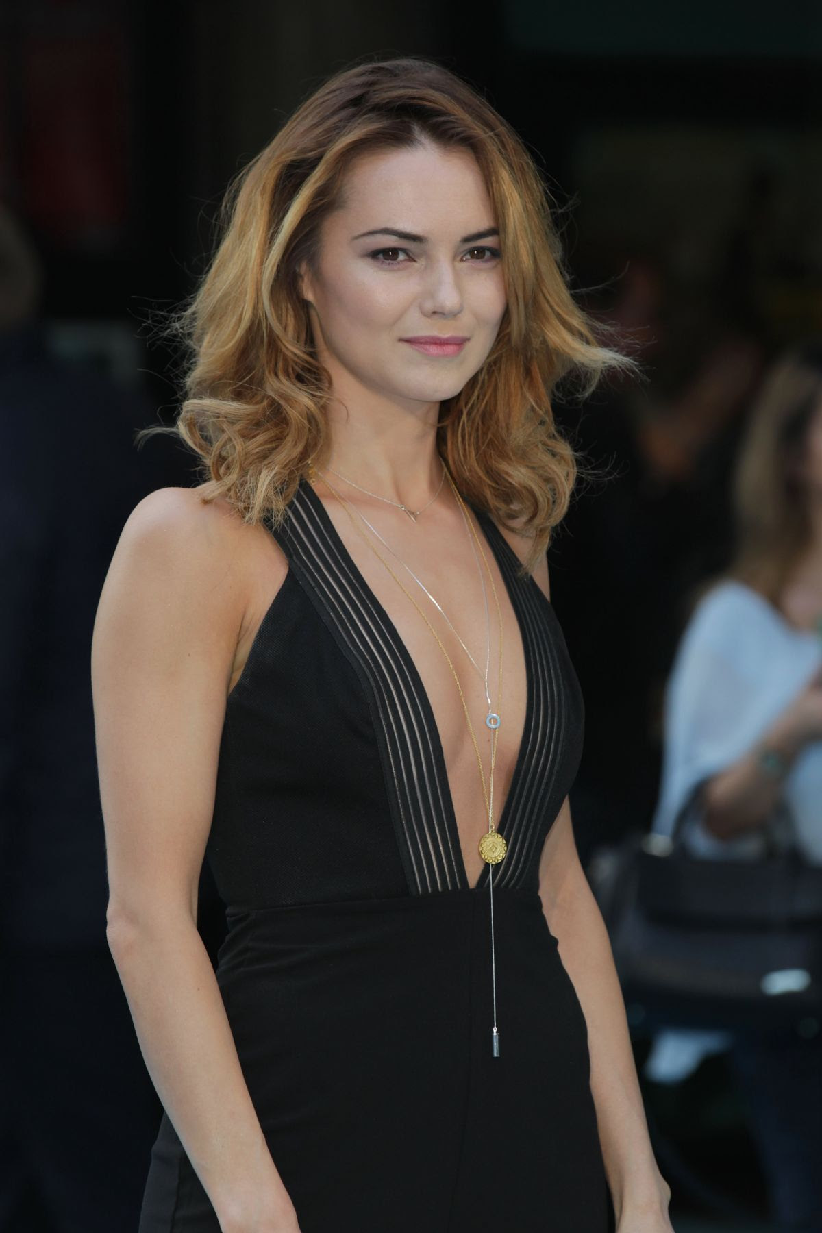 KARA TOINTON at Entourage Premiere in London