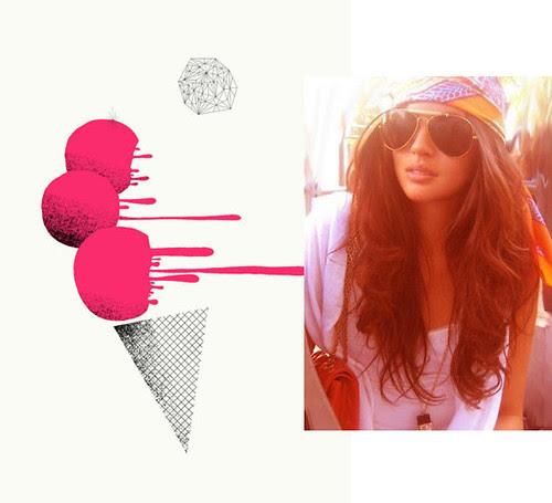 1-Summer Icecream, Summer Hairdo