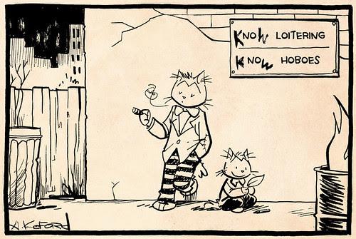 Laugh-Out-Loud Cats #2213 by Ape Lad