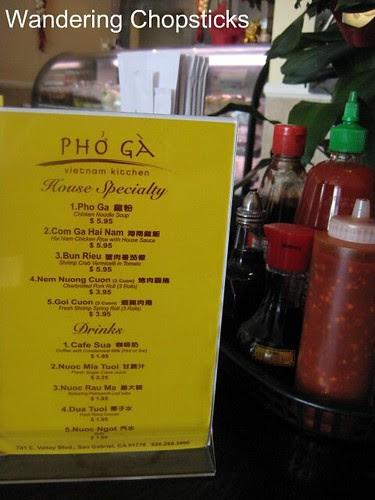 Pho Ga Vietnam Kitchen - San Gabriel 2