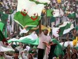 supporters  Algérie  Coupe du Monde 2014