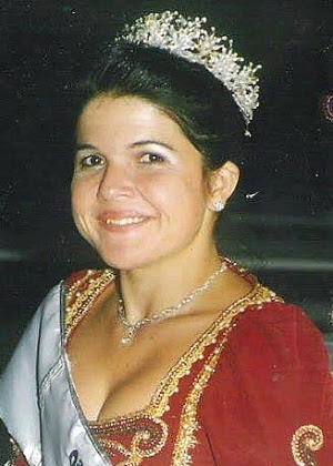 Vereadora Gilmara Elisa Ricardo (PPS), que assumiu cargo na Câmara de Rio dos Cedros (186 km de Florianópolis) sem ter tido nenhum voto