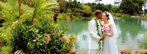 Maui Weddings   Plumeria Garden Wedding Maui