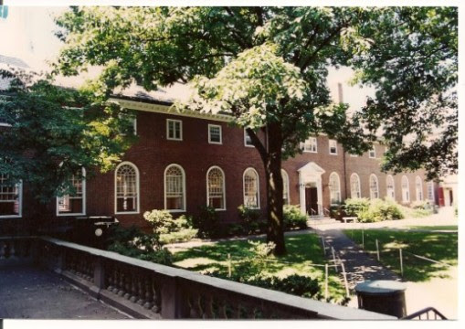 Kirkland House, Havard University