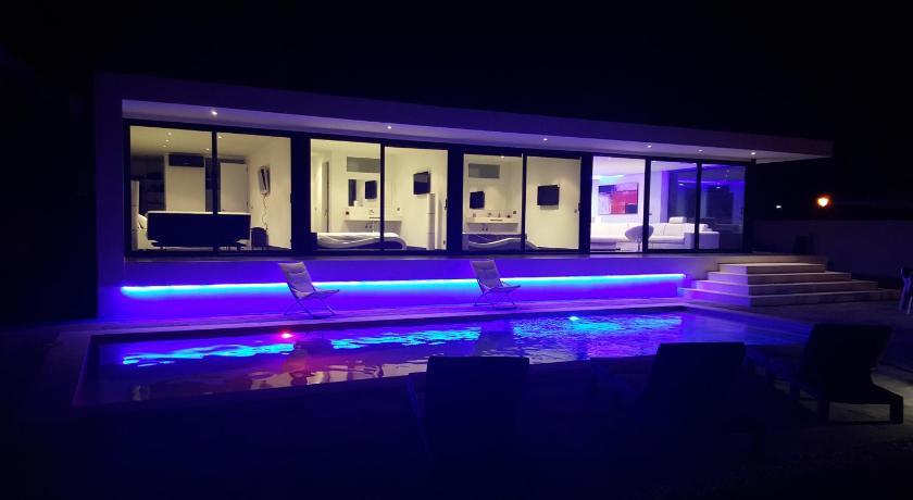 luxurious villa Can Cube