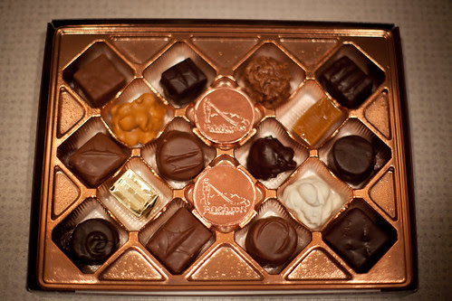 Chocolate Assortment by camknows, on Flickr