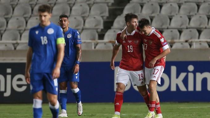 Головин — о матче с Кипром: не всё получилось идеально