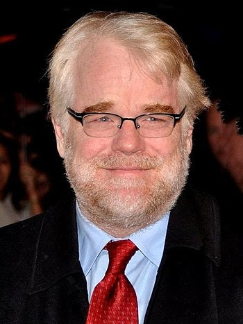 English: Philip Seymour Hoffman at the Paris p...