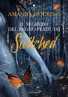 Anteprima SWITCHED di Amanda Hocking