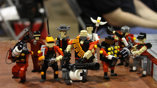 Lego Team Fortress 2 Image by Chanh Tang
