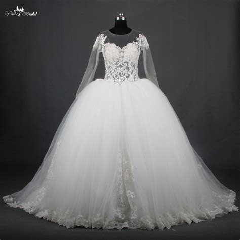 Aliexpress.com : Buy RSW714 Lace Wedding Dresses Latest