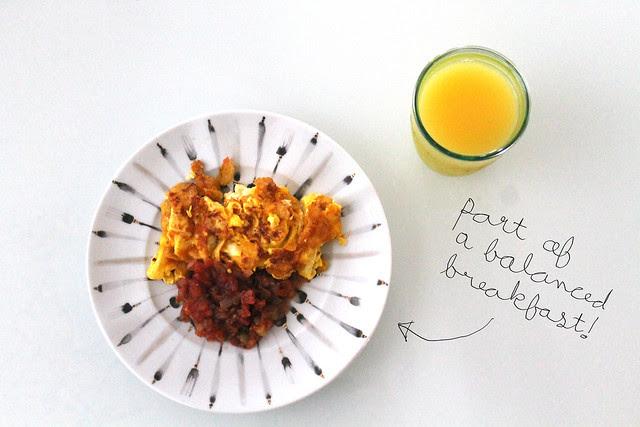 Cornflake migas recipe