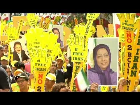 Speeches on the UN Rally for Free Iran-Sept 20, 2016