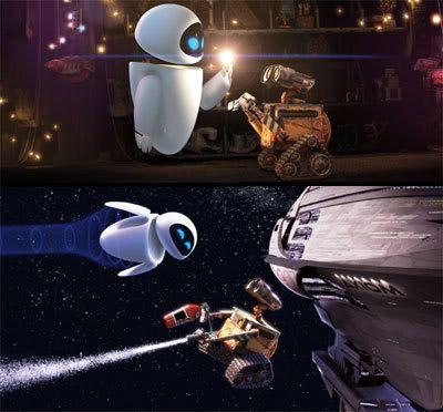 WALL-E Montage 2.