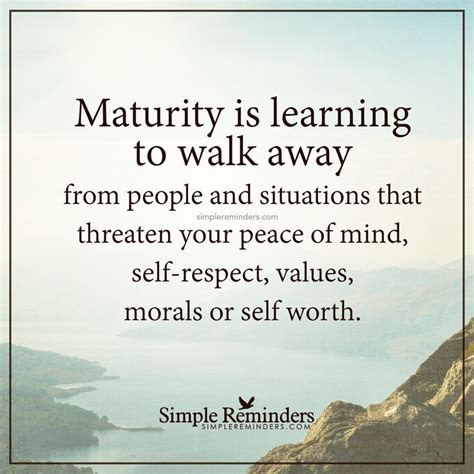 Learning To Walk Away Quotes