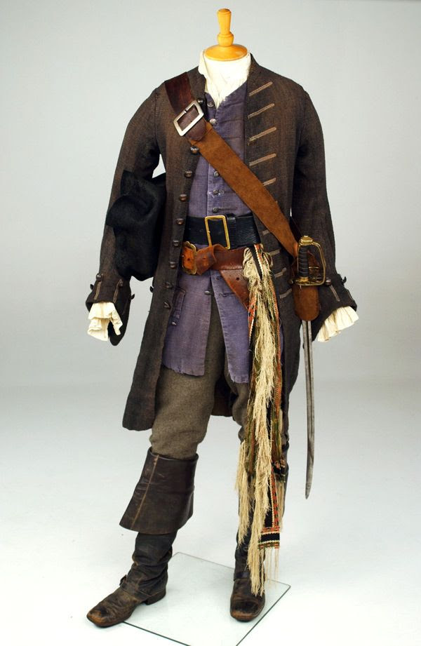 Pirates of the Caribbean: The Curse of the Black Pearl (2003) Costume Design by Penny Rose
