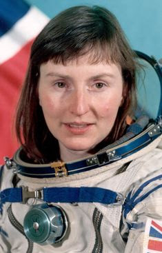 Helen Sharman (1963-); Sharman was chosen as the first Briton to go into space after beating 13,000 rivals who responded to a radio advert looking for astronauts. She had previously worked as a chemist experimenting with chocolate for Mars confectionery, her work on the Mir space station included medical and agricultural tests.  Women we admire; influential women in history #Lottiedolls #herstory
