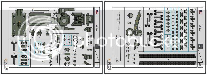 photo tank.m3.lazy.life.papercraft.via.papermau.003_zpsepayd952.jpg