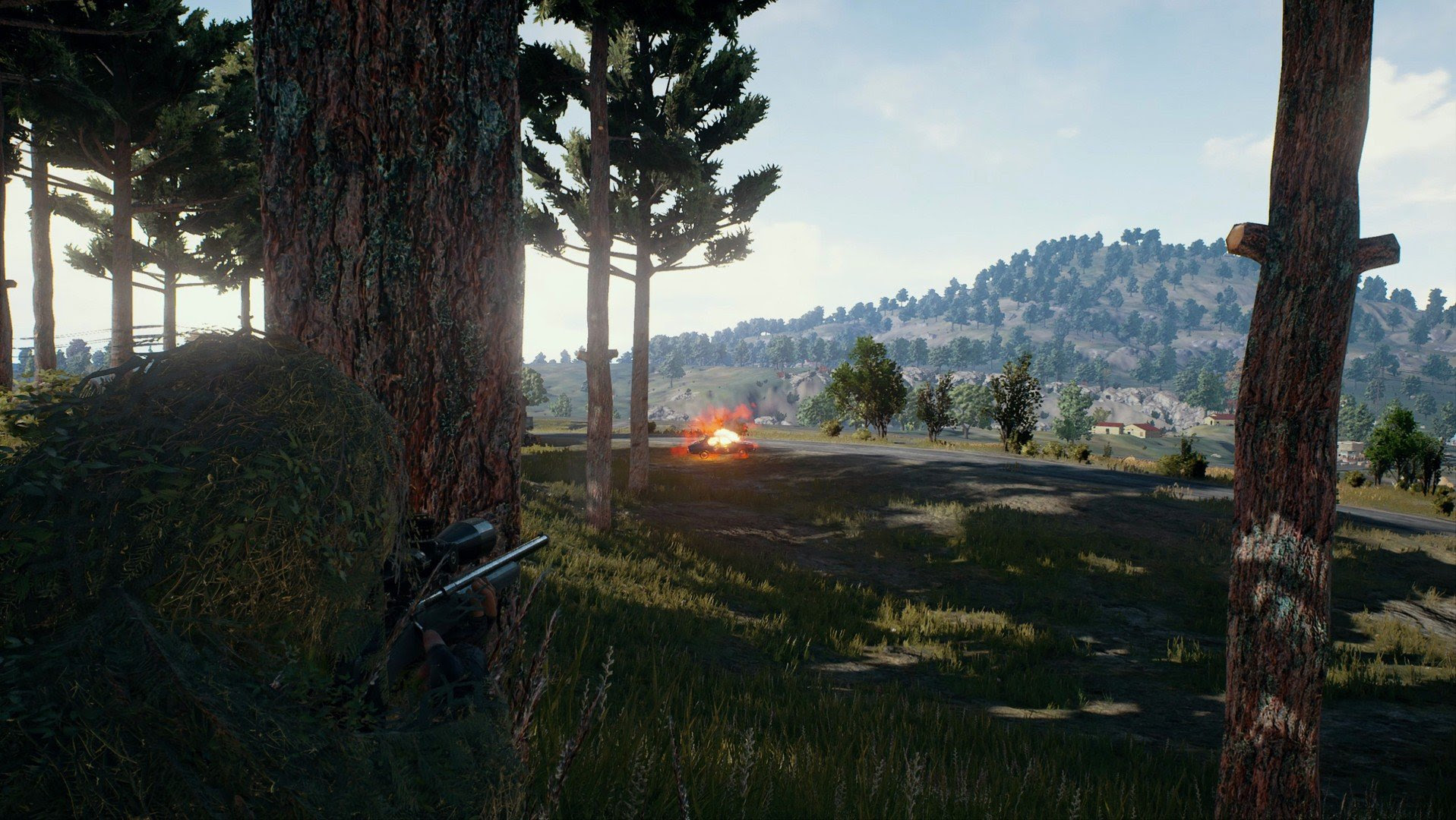 PlayerUnknown's Battlegrounds lead explains mixed messaging for Early Access loot crates screenshot