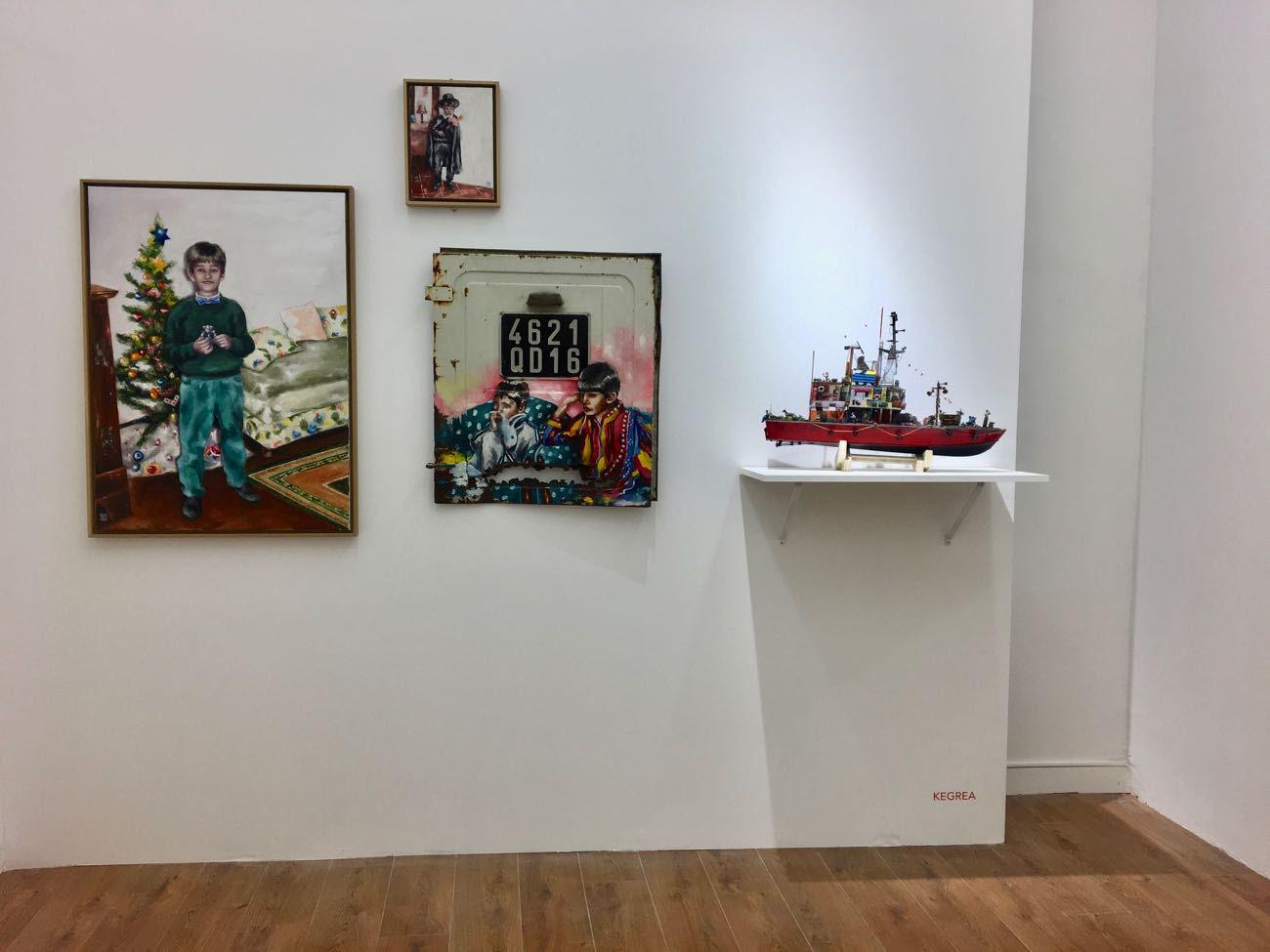 Le Cabinet Dulysse Galerie Dart Contemporain à Marseille Love