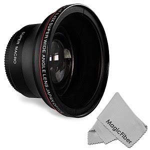 Altura Photo Professional Hd Wide Angle Lens