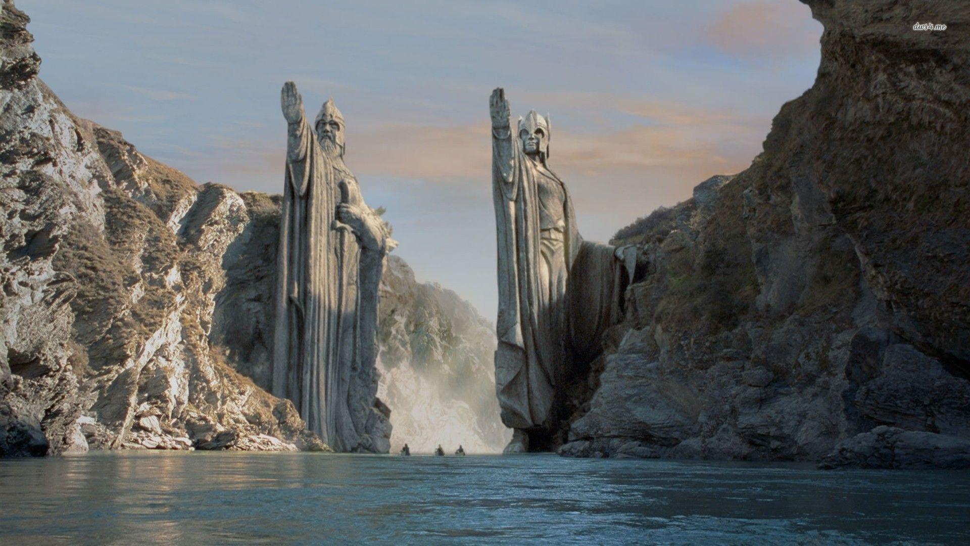 Minas Tirith Wallpaper (62+ images)