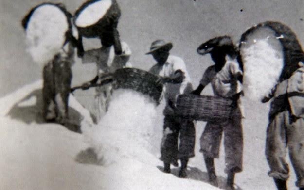 Atividade salineira era um das principais fontes de renda na Região dos Lagos. (Foto: Wolney Teixeira)