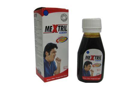 piratesfarma mextril syr obat  anti flu batuk