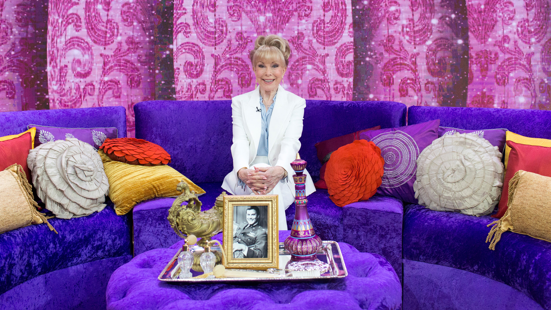 Barbara Eden Reveals Secrets Of Her Ageless Glow