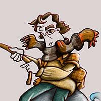 Hache Holguín - Ilustrador